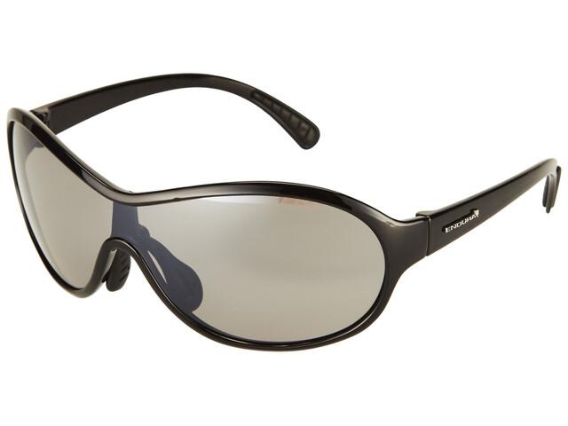 Endura Stella Fahrradbrille Damen schwarz